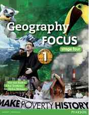 PEARSON EDUCATION Geography Focus 1 stage four - Zuylen, Trethewy, McIsaac