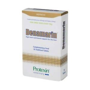 Protexin Denamarin Liver Supplement Support Tablets 425mg Large Dog (over 15kg)