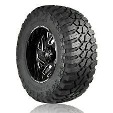 4 x 35x12.50R20 Off-Road Monster Rampage M/T 121Q E/10 Ply Tires