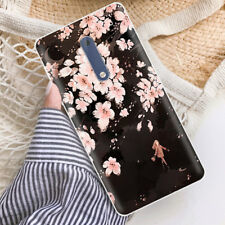 Soft TPU Silicone Case For Nokia 5 Protective Phone Back Covers Skins Words