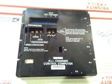 rowe ba-50 vending arcade bill acceptor main pcb working #1