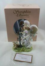 Seraphim Classics Marianne Cheerful Soul Angel at Pump, Roman Inc.