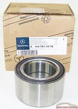 Mercedes-Benz W164 W251 Rear Wheel Bearing Germany Genuine OEM 1649810406