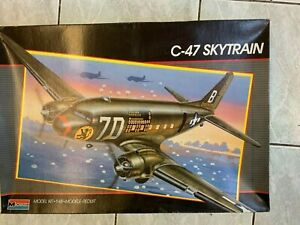1/48 monogram Douglas C-47 Skytrain + Extras - see description