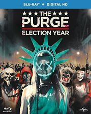 The Purge  3Movie Collection (Bluray  Digital Download) [DVD]