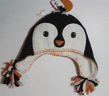 Penguin Baby Beanie Cap Hat Toboggan Fleece Size X Small Old Navy New