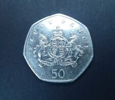 2013 Christopher Ironside - UK 50p Coin - Great British Coin Hunt