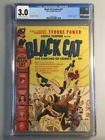 Black Cat Comics 23 - CGC 3.0 - 1950 - Harvey Classic