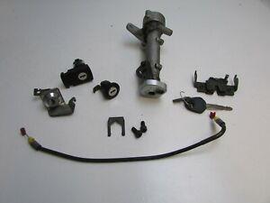 Suzuki UH125 Lock Set, Ignition, Seat & Storage Locks, Burgman, K4, 2004 J4