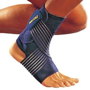 Mercurio Ankle Support with Figure of 8 straps - sprained ankles, ankle ligament