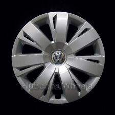 Volkswagen Jetta 2011-2017 Hubcap - Genuine Factory Original 61563 Wheel Cover