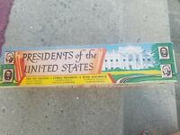 Presidents of the United States by Louis Marx & Co.