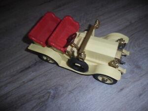 Playmobil Oldtimer aus Set 5620 zum Puppenhaus   Rosa Serie   1900
