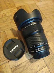 Canon 24-105 Stm