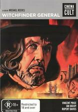 Witchfinder General * NEW DVD * Vincent Price (Region 4 Australia)
