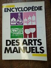 encyclopédie des arts manuels - de fil en aiguille présente ateliers  n° 43 à 50