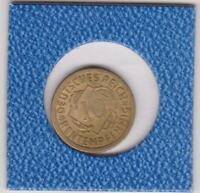 10 Pfennig 1923 A Deutsches Reich German Empire