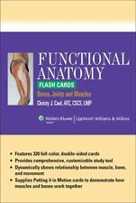 Functional Anatomy : Bones, Joints and Muscles by Christy J. Cael 2010 Paperback