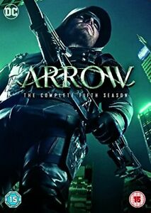 Arrow - Season 5 [DVD] [2017] [DVD][Region 2]