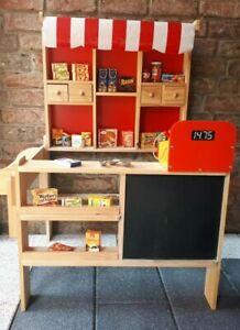Beluga Kinder-Kaufladen mit Kasse und Zubehör