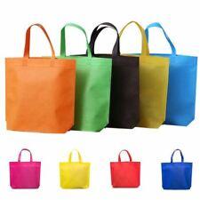1PC Nonwoven Shopping Bag Reusable Tote Bag Grocery Handbag