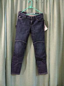 Alpinestars Daisy Women's Denim Dark Rinse Pants Blue Size 32