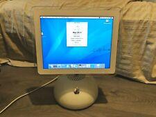 """Apple iMac 15"""" Desktop - M6498 (Early 2002)"""