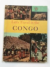 Let's Travel The Congo A Travel Press Book By Glen D. Kittler