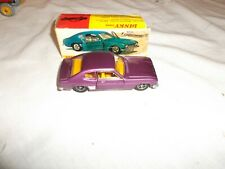 Dinky Ford Capri No 165 In  Excellent  Condition  Boxed