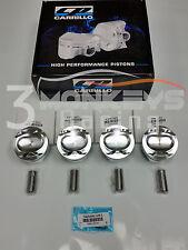 CP Pistons Audi / VW 1.4 TSI TFSI 10.0:1 CR ; 77 MM Piston Set of 4 IN STOCK