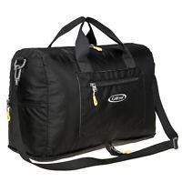 "25L"" Foldable Lightweight Duffle Travel Luggage Bag Zipper Shoulder Bag Gym Tote"