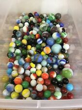 Vintage Agate Marbles 200 Pieces DD3