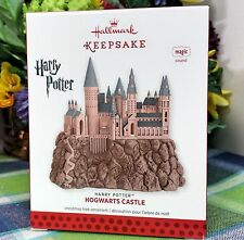 Hallmark Harry Potter Hogwarts Castle ornament 2013 Sound and Light