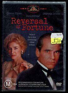 Reversal Of Fortune (DVD) 90s Drama Region 4