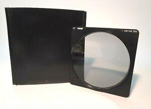 "Sinar LP 100mm (4"") Linear Polarizer Filter 547.92.750 –M4"