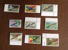 grenadines of st vincent stamps Birds Specimen