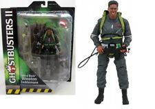 Diamond Select Ghostbusters 2 - Winston Zeddemoore - Deluxe Figurine - New/Boxed