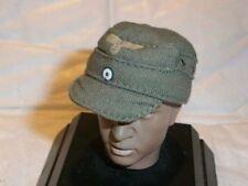 Dragon DAK pioneer cloth cap ( Rolf Seeger ) 1/6th scale toy accessory