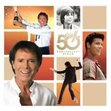 Cliff Richard : The 50th Anniversary Album CD 2 discs (2008) ***NEW***