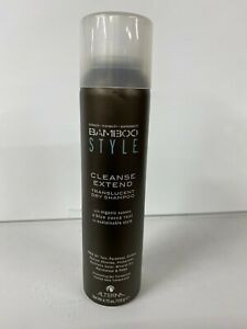Alterna Bamboo Style Cleanse Extend Translucent Dry Shampoo 4.75 oz - Fast Ship
