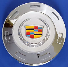 K649 1X GM Cadillac Escalade 22 inch wheel center Hub caps 9596649 2007-2014