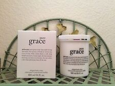 PHILOSOPHY PURE GRACE WHIPPED BODY CREAM 16 oz NEW IN BOX