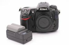 Nikon D300S 12.3MP Digital SLR Camera - Black (Body Only) - Shutter Count: 1200