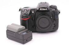 Nikon D300S 12.3MP Digital SLR Camera - Black (Body Only) - Shutter Count: 1200