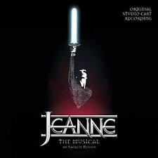 Jeanne - The Musical - Original Cast Recording (NEW CD)