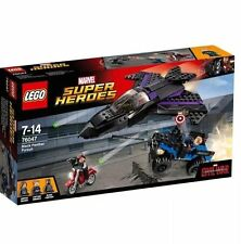 LEGO 76047 MARVEL BLACK PANTHER PURSUIT