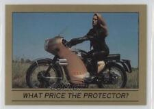 1993 Eclipse James Bond 007 Series 1 #85 What Price the Protector? Card 0b6