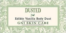 Dusted Edible Powder