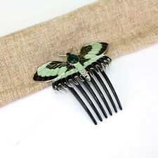 New Classic Titanic Heroine Rose Butterfly Comb Replica Hairpin Hair Accessory