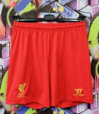 Liverpool FC The Reds Football Soccer Training Shorts Warrior Mens Size L